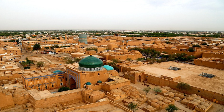 Panorama de Khiva