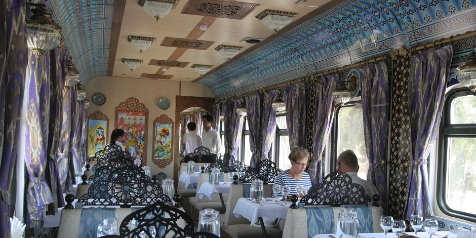 Restaurant du Train Régistan