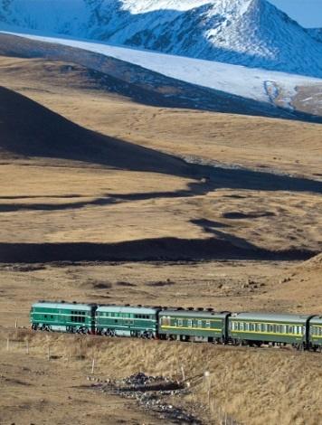 Sur la Route de la Soie en train privé de Moscou à Pékin